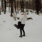 Sesja zimowa w Beskidach